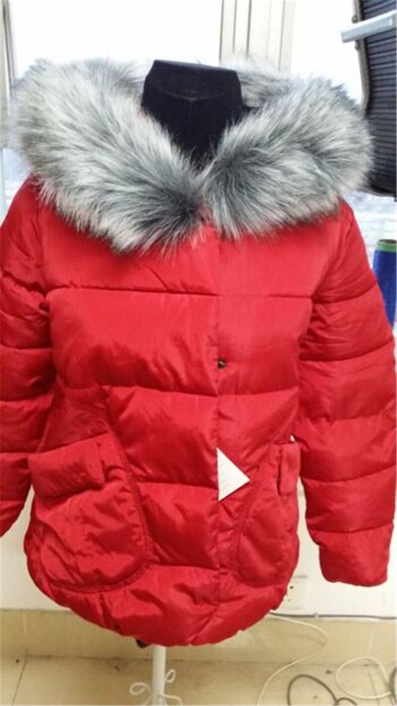Nouvelle 2018 À De Élégant Couleur Court Coréen sky red Veste Chandail Capuchon Cheveux Mode Manteau Chapeau D'hiver Blue Col Cc009 Femmes Paragraphe Black pink qSpUMzVG