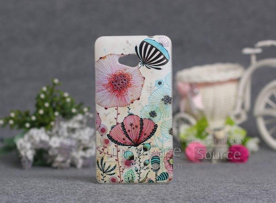Miękkie case dla microsoft nokia lumia 640 luksusowe 3d drukowanie cartoon krzemu tylna pokrywa dla lumia 640 cellphone torby shell Funda 17