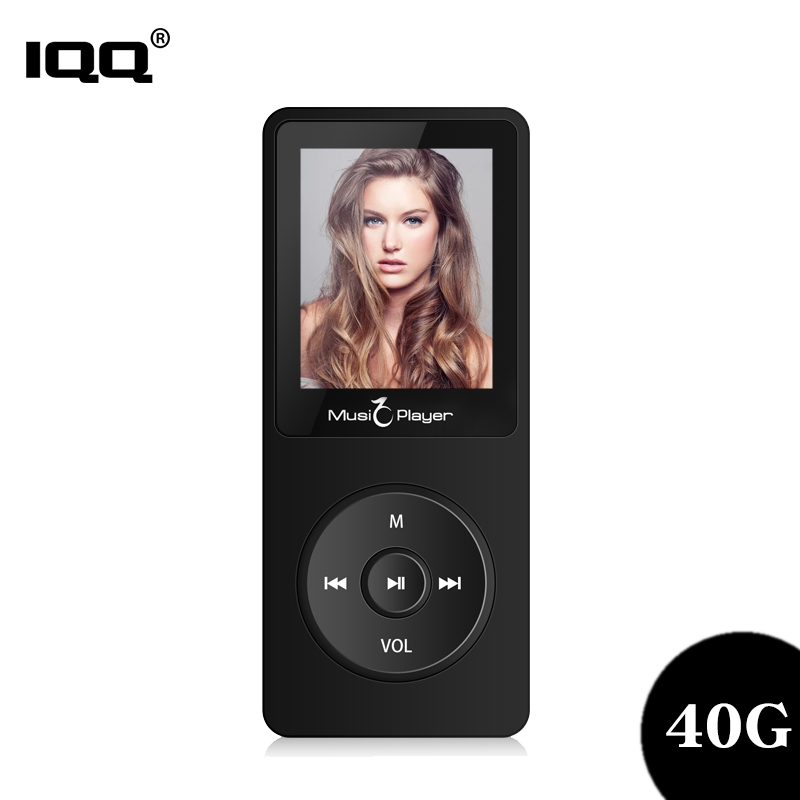 IQQ Mp3-Player Speakers Walkman Lossless Radio/Fm/record Portable Built-In X02 And Ultrathin