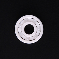 1pc 608 Full Ceramic Bearing ZrO2 Ball Bearing 8mm 22mm 7mm Zirconia Oxide With Corrosion Resistance