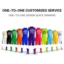 wholesale Men's/youth Basketball jerseys DIY Team Basketball Uniform Big Size personalized customization basketball sets цена 2017