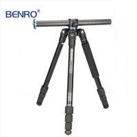 Benro GA168T Aluminum GO Travel Tripod Portable Camera Tripod Professional Photography Bracket For Canon Nikon SLR