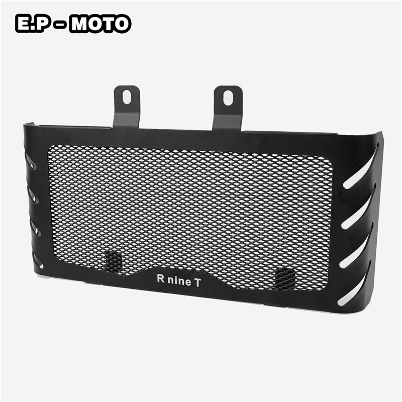 Motorcycle Radiator Grille Guard Oil Cooler Protection Cover For R NINE T 1200 2013-2016 R1200R 2013-2016 motorcycle radiator grill grille guard screen cover protector tank water black for bmw f800r 2009 2010 2011 2012 2013 2014