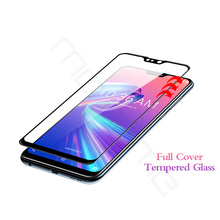 For Asus ZenFone Max Pro M2 ZB631K Full Cover Tempered Glass 3D Protector Film For Asus Zenfone Max M2 ZB633KL Screen Protector аксессуар защитный экран asus zenfone max m2 zb633kl red line full screen tempered glass black ут000016820