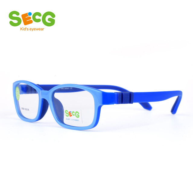 SECG-cadre optique pour enfants | Ultraléger, Flexible et doux, monture De Lunettes pour la Vue, Lunettes De Vue