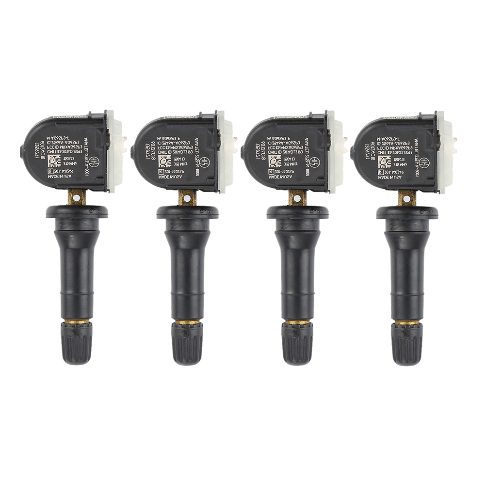 4PCS/Set Auto Car TPMS Tire Pressure Monitoring Sensors System Sensors device For 2009-2011 Chevrolet Aveo Buick Cadillac geely mk 1 2 mk1 mk2 mk cross mk cross hatchback tpms car tire pressure sensors scanner set page 10 page 9