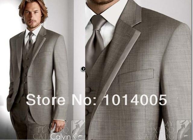 Entrega de mercadorias de moda masculina terno ( casaco e calças e colete  dos homens de ba4ee7eb64