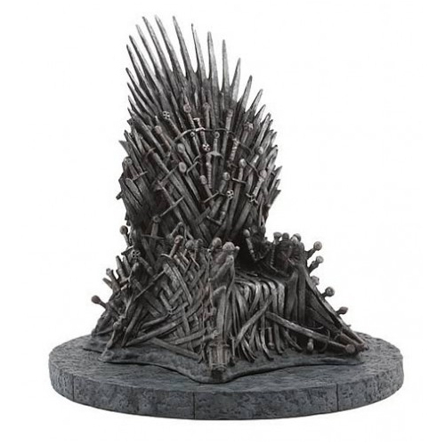 """The Iron Throne Model """"Game of Thrones"""" 1"""