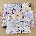 Moda verano carters Del Bebé del ratón de los niños estrella de la flor Patrón Se mantenga Aire acondicionado Rodilla manta manta de dibujos animados 14 estilo