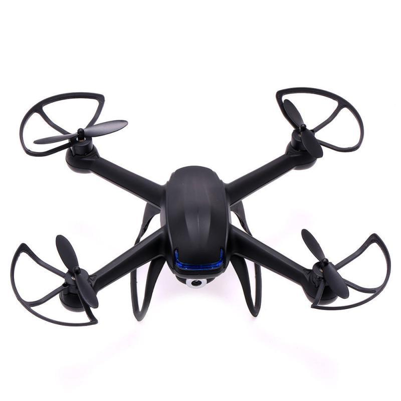 Mini 2.4G 4CH 6 Axis RC Quadcopter Drone Drone Headless con Cámara de 2MP HD Bat