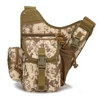 MOLLE Quân Túi Gói Thắt Lưng Nam Giới Không Thấm Nước Yên Xe Messenger Bag Fanny Gói BELT Bag Leo Lên Bum Bag Thiết Bị Quân Sự W44