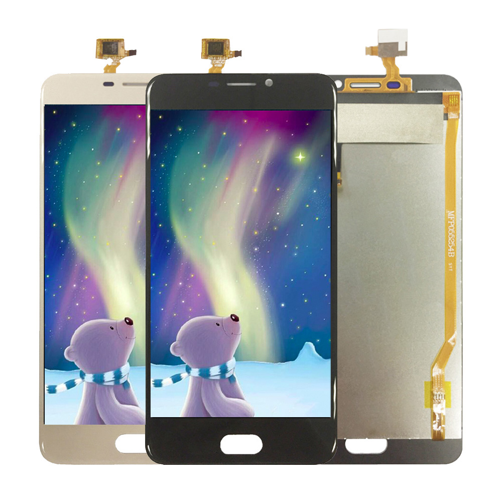 Black/Gold For Ulefone Gemini LCD Display+Touch Screen 100% Tested Screen Digitizer Assembly Replacement