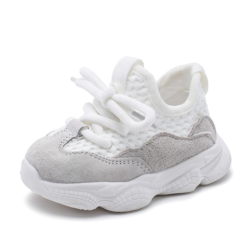 DIMI 2019 Autumn Baby Girl Boy Toddler Shoes Infant Casual Running Shoes Soft Bottom Comfortable Breathable Children Sneaker(China)