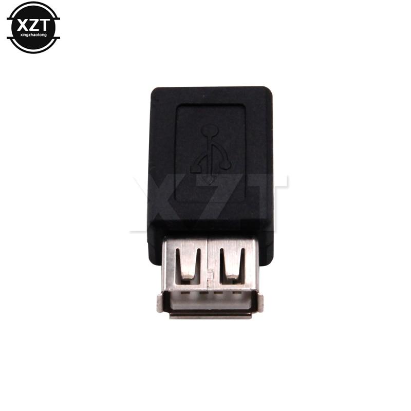Мать USB к микро USB гнездовой разъем на микро гнездовой головке