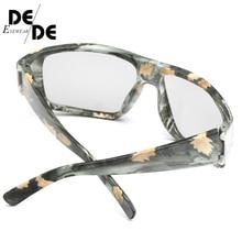 Hot Sale Photochromic Sunglasses Men Polarized Discoloration HD Goggles Male Anti Glare Driving Glasses Brand Design Eyewear