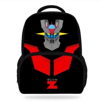 New Cartoon Mazinger Z Design Backpack