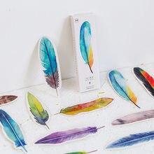 30 unidades/pacote dos desenhos animados livro marcas adorável colorido pena bookmarks clipe de papel artigos de papelaria leitura acessórios escritório escola fornecimento
