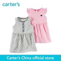Carter S 2pcs Baby Children Kids 2 Pack Dress Set 121H434 Sold By Carter S China