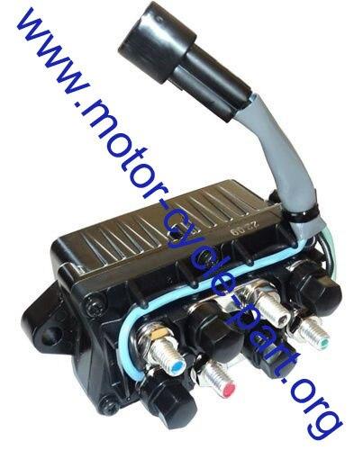 YAMAHA Outboard Power Trim Tilt Relay Assembly 61A 81950 01 00 1990