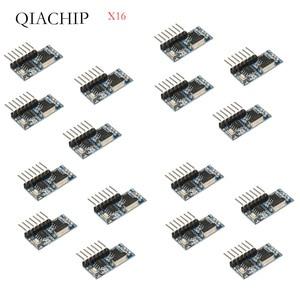 Image 1 - 16 Pcs 433Mhz Wireless Remote Control Switch RF Relay EV1527 Encoding Learning Module For Light Relay ReceiverDIFODA 4CH
