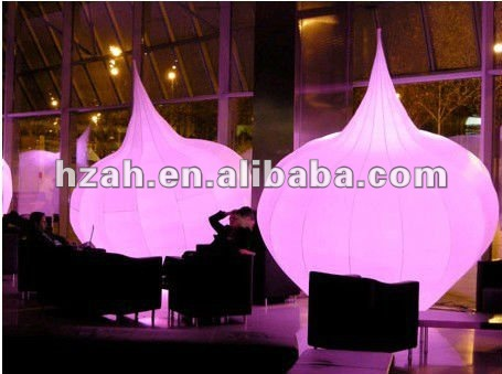 inflatable lighting model for party decoration inflatable lighting star for party decoration