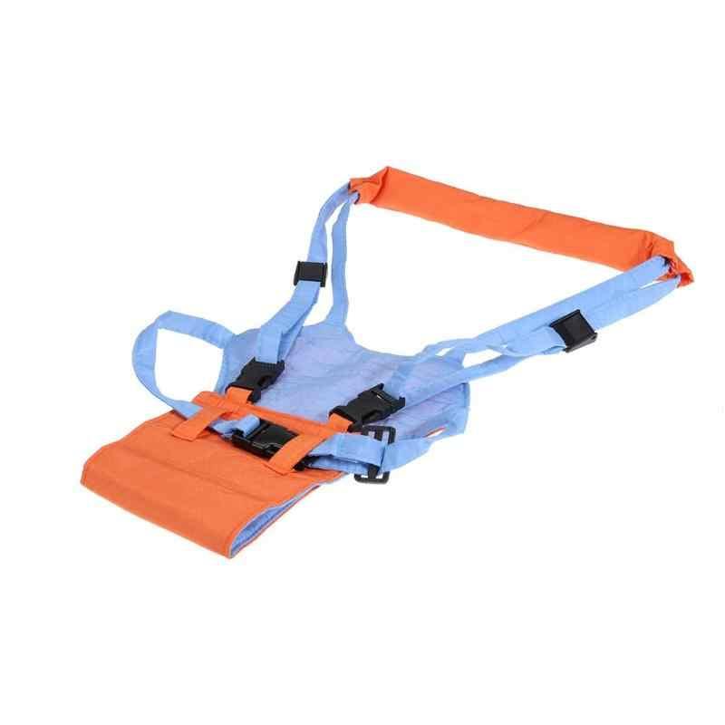 תינוק תינוקות פעוט הליכה חגורת רצועה רתמה בטיחות עוזר (6-14 M) ילדים למידה עוזר וקר Jumper רצועת חגורת בטיחות