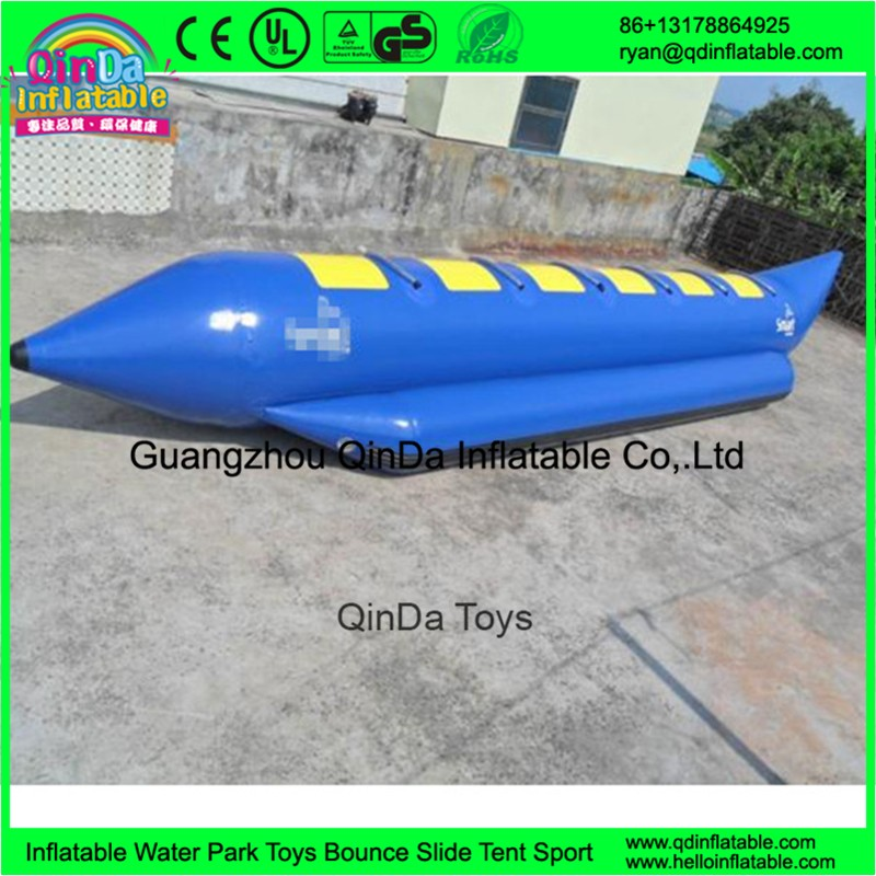 inflatable water sled tube banana boat05