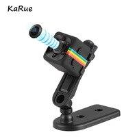 KARUE 2017 Original Mini Camera SQ11 HD Camcorder HD Night Vision Mini Camera 1080P Aerial Sports