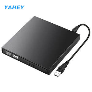 Windows 7/8/10 CD-RW Burner for Laptop Computer pc USB DVD Drive