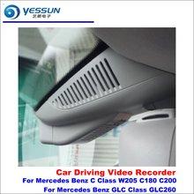 YESSUN For Mercedes Benz C Class W205 C180 C200 GLC Class GLC260 Car DVR Camera Driving Video Recorder DVR Camera AUTO Dash CAM недорого