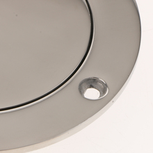 3 inch Boat Access Hatch Cover / Deck Plate / Inspection Hatch for Boat Marine Waterproof Inspection Bayonet Stainless Steel