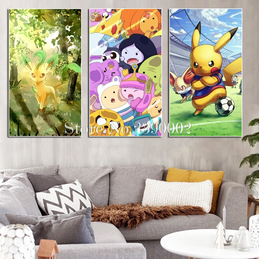 Diy 5D Diamond Painting Cartoon Pokemon Full Square Pikachu Diamond Embroidery Mosaic Christmas