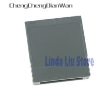 ChengChengDianWan Sd kaartlezer Geheugenkaartlezer voor WII Gamecube GC SD Geheugenkaart Adapter Game 10 stks/partij