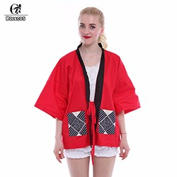 Rolecos-Japanese-Kimono-Red-Cute-Lucky-Cat-Bathrobe-Air-Conditioning-Cardigan-Jacket-For-Men-and-Women
