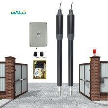 200kgs Motor Motor Systeem Automatische deur swing gate driver actuator perfect pak thuis gates opener afstandsbediening AANTAL Optionele