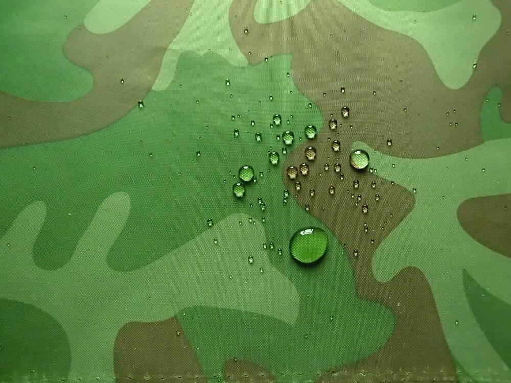 amplia cm oxford tela de camuflaje impreso pu telas al aire libre de tiendas