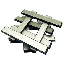 цена на High Grinding 1500 Grit Kitchen Knife sharpener diamond whetstone Middle polishing stone