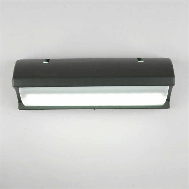 30W LED wall light outdoor practical lamps pure aluminum waterproof aisle garden courtyard staircase villa gate PC wall lamps