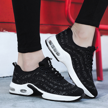 Hemmyi Autumn New 2018 Design Women Shoes Fashion Sneakers Solid Black White Red Female Shoes Basket Femme Casual Tenis Feminino