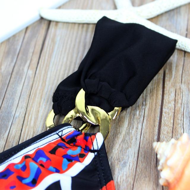 One-Shoulder Monokini Swimwear
