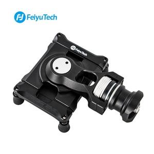 Image 3 - Feiyu Phone Holder Mount Adapter for SPG2 G6 G6 Plus Bracket Clip Clamp Holder for Action Camera Gimbal iPhone X 8 7 Samsung