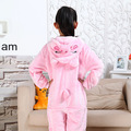 Photography Kid Boys Girls Party GIFT Clothes Pijamas Flannel Pajamas Child Pyjamas Hooded Sleepwear Cartoon Animal pig Cosplay