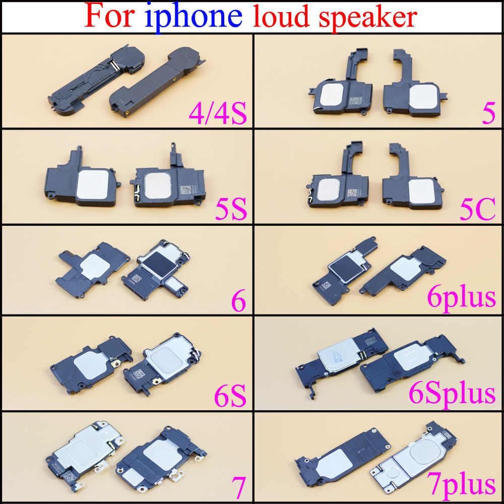 Ngọc Khê Bên Trong Thay Thế Ringer Còi Loa Cho iPhone 4 4S 6 7 6 S 5 5S 5C 6/7 Plus Sửa Chữa Điện Thoại Di Động Chi Tiết Lắp Ráp