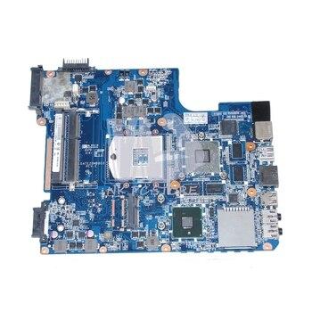 DATE2DMB8E0 Main Board For Toshiba Satellite L600 L645 Laptop Motherboard HM55 ATI HD 5650M DDR3