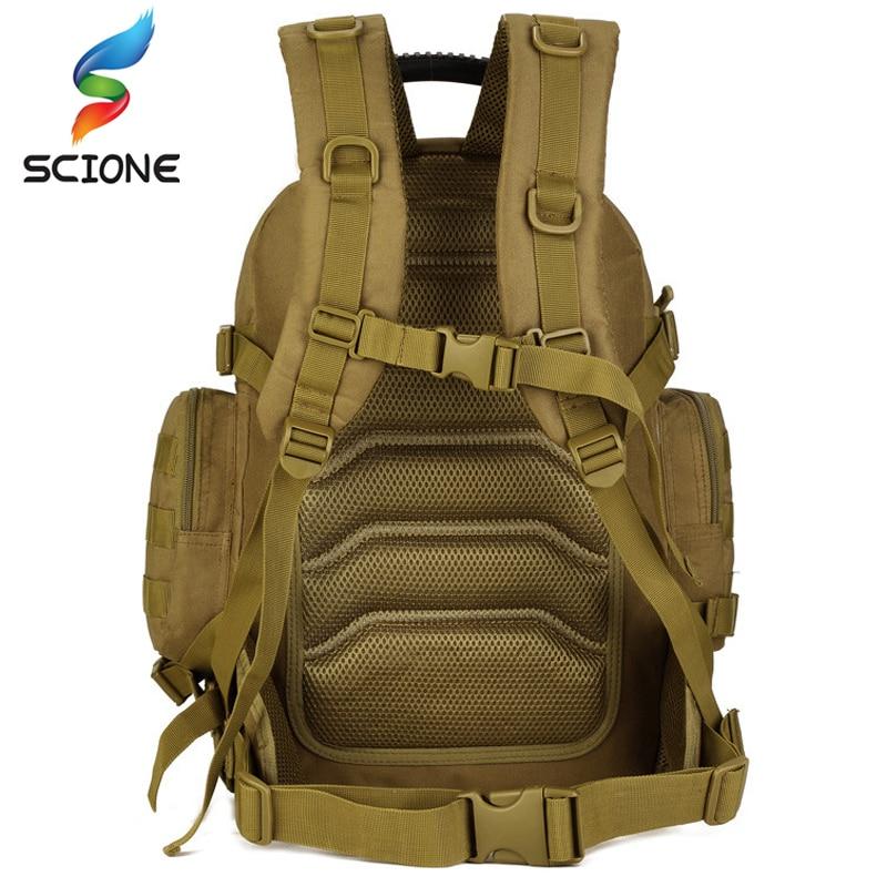 Extérieur chaud 2 Set militaire tactique sacs à dos Camping sacs alpinisme sac hommes randonnée sac à dos voyage sac à dos + taille Pack - 4