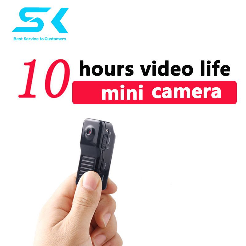 Newest MD11 Mini DV Camera Mini Camcorder with Built in Microphone Action DV DVR Micro Cam