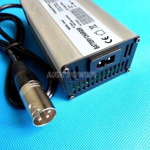 Image 3 - Batteria agli ioni di litio 24 v 4A caricatore di Uscita 29.4 v 4A batterie li ion caricabatteria Per 24 v Lipo/LiMn2O4 /LiCoO2 batterie di ricarica
