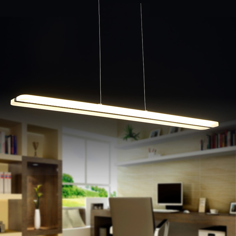 Acrylic 38W led pendant lights for dining room living room modern lampara colgante modern home lighting fixture led pendant lamp modern led pendant lights for dining living room acrylic 38w led pendant lights lamp lighting fixture lamparas modernas vallkin