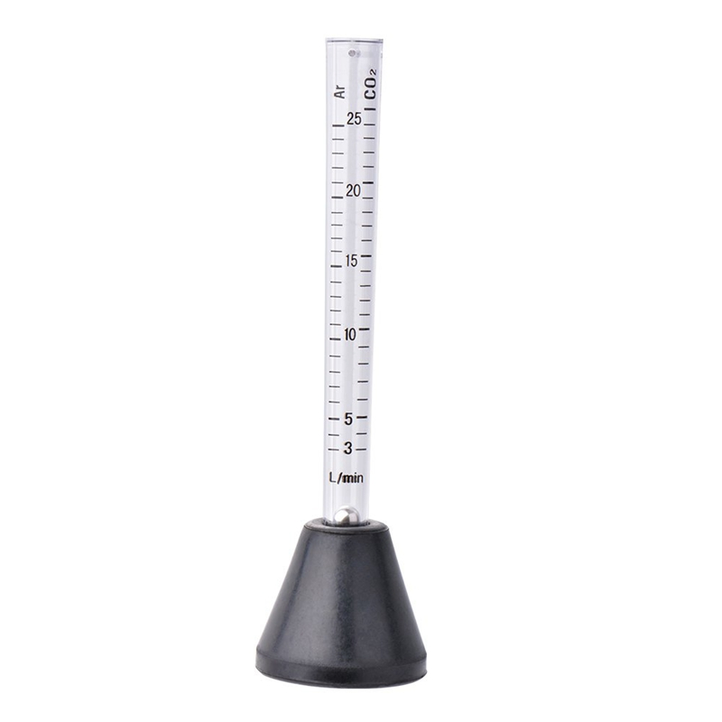 Argon Co2 Gas Flow Meter Peashooter Scale Tester Measure For Mig Tig Welder Welding W315