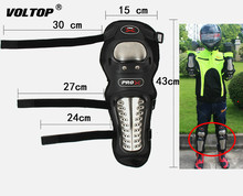 4Pcs/Set Motorcycle Kneepad Stainless Steel Moto Elbow Knee Pads Motocross Racing Protective Gear Protector Guards Kit motorcycle protection motorcycle knee pads protector moto racing protective gear pro biker p03 motocross knee protector